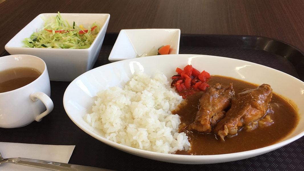 土・日・月曜日限定メニュー/チキンカレー