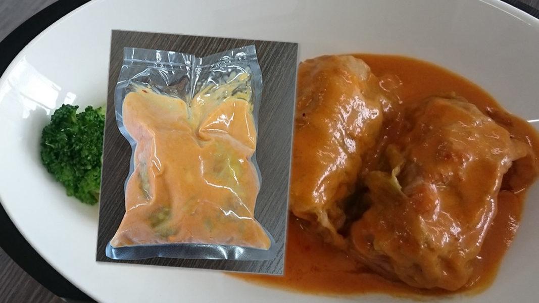 特製・冷凍ロールキャベツ(2コ入り)